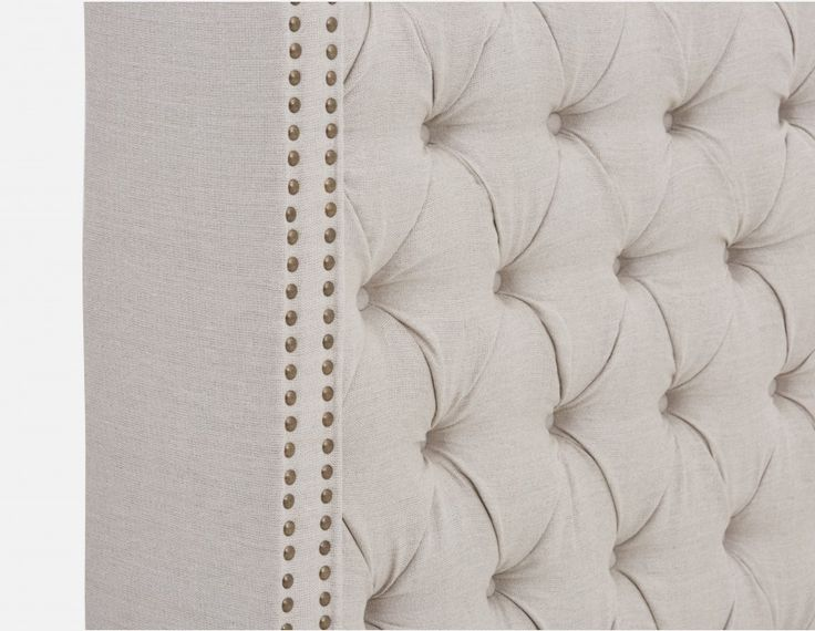 VERSAILLES - King Size Bed - Linen