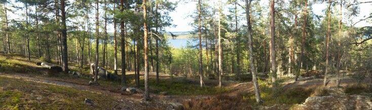 #finland #hill #kaunisharju