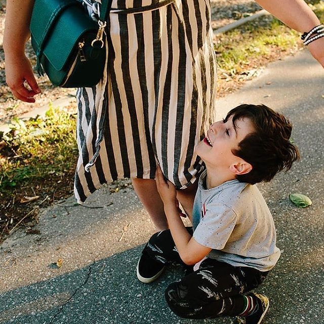 Standardowa Sytuacja Kiedy Chce Wyjsc Gdzies Bez Dzieci U Ciebie Tez Na Blogu Link W Bio Kilka Rzeczy Ktorych Z Dzieckiem Nie D Striped Pants Striped Pants