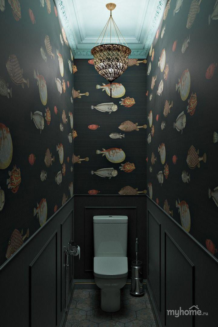 Pin On Bathroom Wallpaper