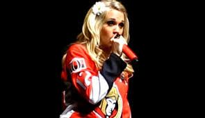 Image result for shania ottawa sens shirt