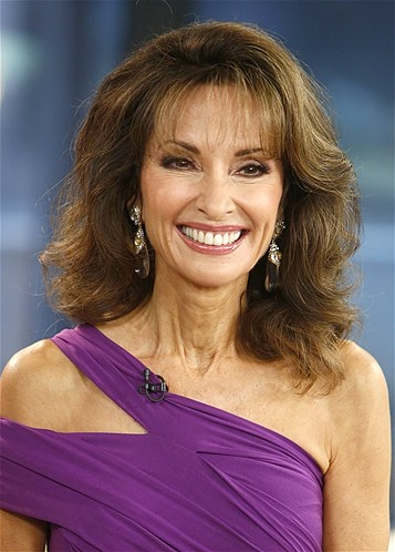 Susan Lucci - American actress, television host, author and entrepreneur, best known for portraying Erica Kane on the ABC daytime drama All My Children