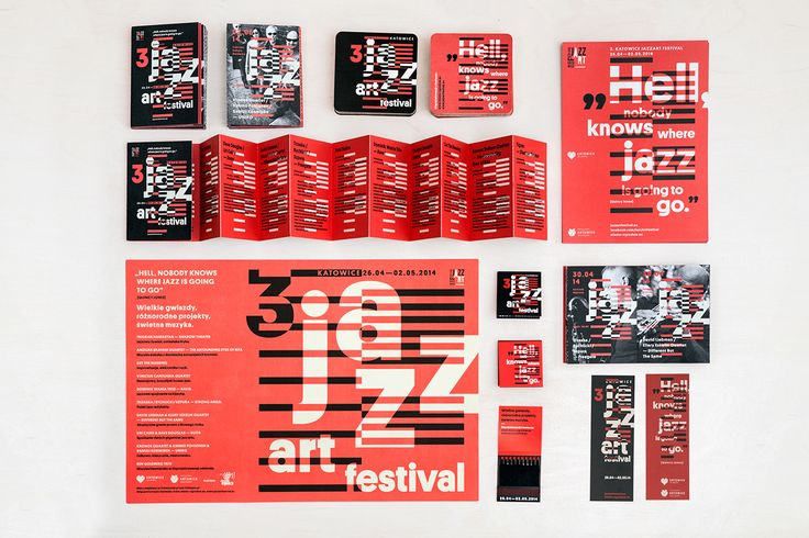 JazzArt Festival 2014 on Behance