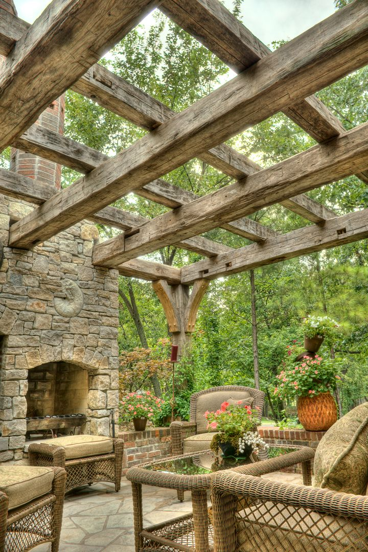 42 Best Images About Pergola On Pinterest Terrace