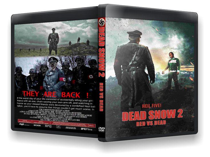 HorrorHell: Náci Zombik 2 (Død Snø 2) [BRRiP.2014]