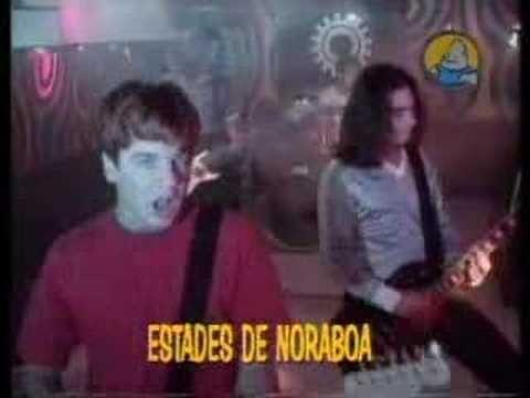 Blood Filloas: Superheroe, Xabarín Club. Programa infantil da televisión de Galicia (1996).