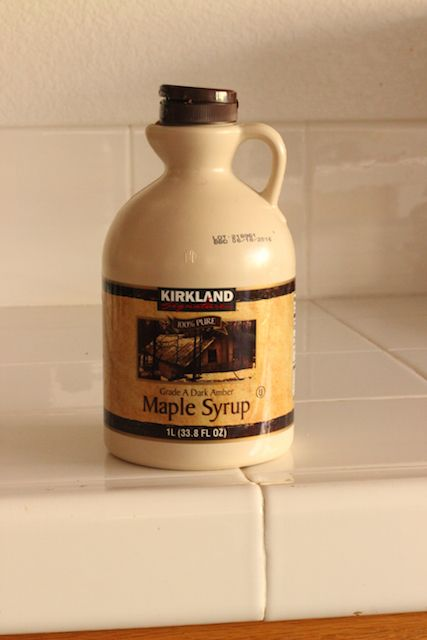 Real Food Products We Love - Real Maple Syrup