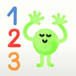 """10 doigts/10 fingers offers children an intuitive game so they can become familiar with numbers and numerals. Children can also begin having fun with addition. This innovative app uses the multi-touch feature on the iPad screen. When the child puts 3 fingers onto the screen, the digit """"3"""" displays, and the word """"three"""" is pronounced. This app is designed for children from 3 to 6 years old. Younger children may enjoy 10 fingers once they start counting """"1, 2, 3""""."""