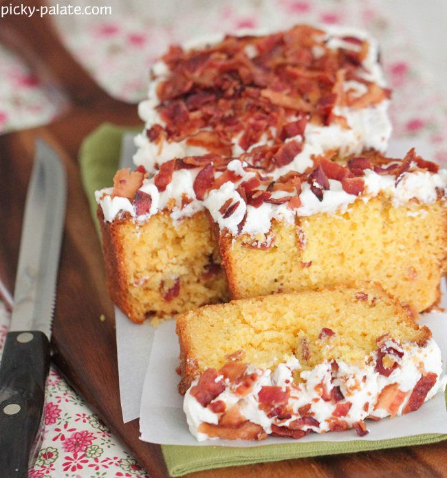 Pancakes & Bacon Cake with Maple Buttercream | For the Love of Cake ...