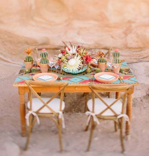 80 Eye-Catching Desert Wedding Ideas
