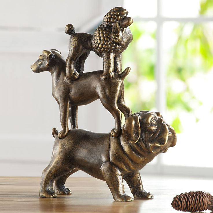 20 best Dog Statues images on Pinterest | Dog statues, Animal ...