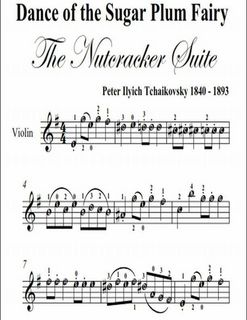 991 best music images on pinterest piano sheet music sheet music dance of the sugar plum fairy nutcracker easy violin sheet music pdf by peter ilyich tchaikovsky ebook fandeluxe Images