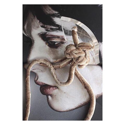 #Bracelet and  #odalisquemagazine @louisebankander #louisebankander #autumn