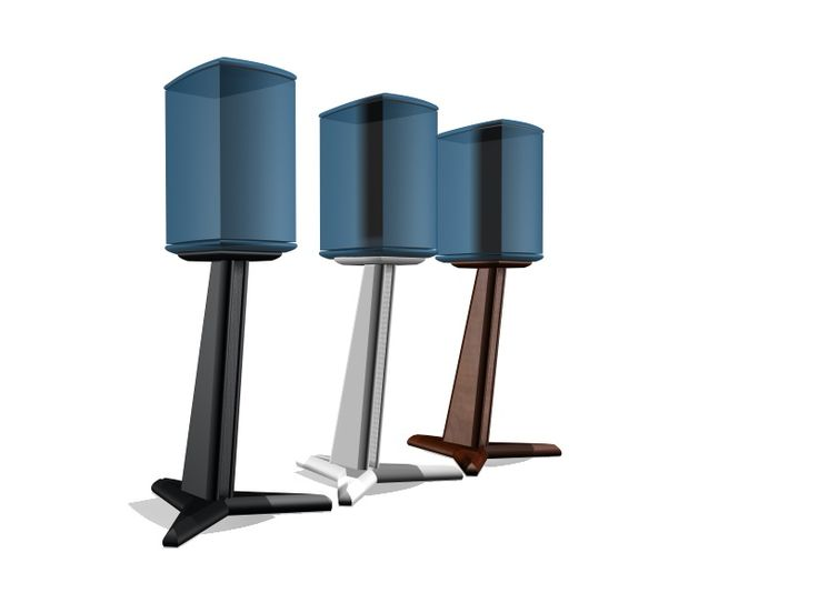 Triad series of speaker stands