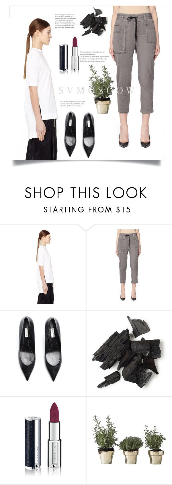 """SVMOSCOW SS'17 SALE UP TO 70% OFF"" by elly-852 ❤ liked on Polyvore featuring Y-3, Haider Ackermann, Balenciaga, Givenchy and Skultuna"