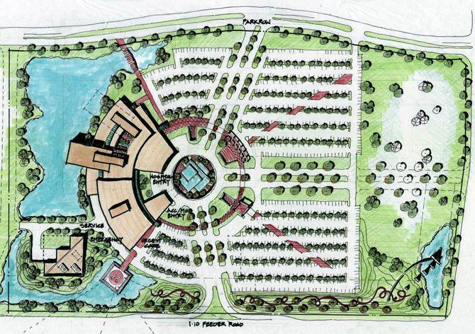 Texas Children S Hospital West Campus Master Plan Fkp