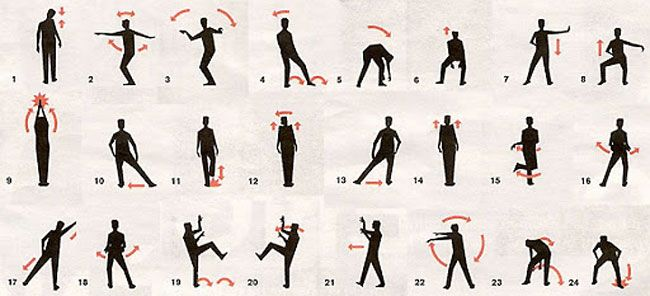 HOW TO THRILLER: A STEP BY STEP GUIDE  http://www.lostateminor.com/2013/05/02/how-to-thriller/