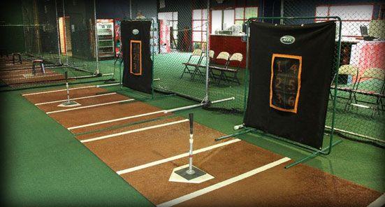 Indoor baseball training facility business plan