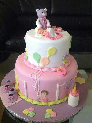 Barnedåbs kage