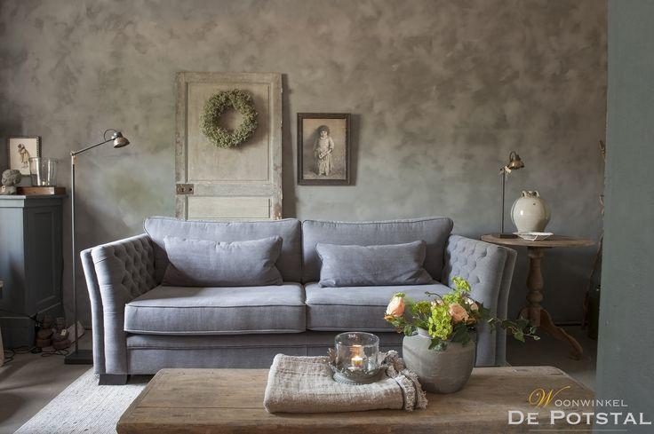 #furniture # linen #chalkpaint #kalkverf #lighting #interiordesign #depotstal #valburg #netherlands