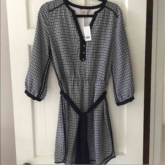 Banana Republic Dress NWT. Original price $110 Banana Republic Dresses Long Sleeve