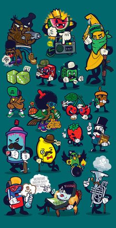 No setup fees. Get your Cute fruits and others custom t-shirts or phone cases printed at awesomely low prices!