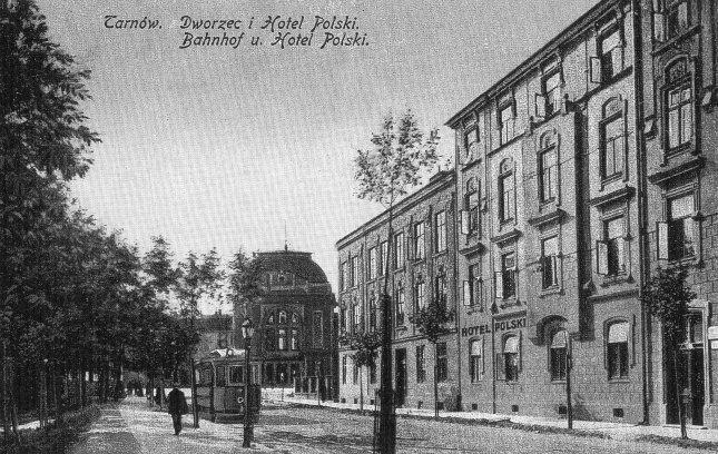 Hotel Gal - zdjęcie historyczne