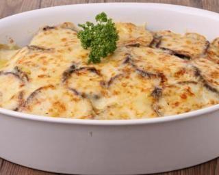 Gratin d'aubergines au curcuma Croq'Kilos : http://www.fourchette-et-bikini.fr/recettes/recettes-minceur/gratin-daubergines-au-curcuma-croqkilos.html