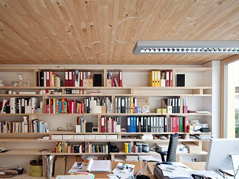 51 besten regale Bilder auf Pinterest Arbeitszimmer, Büchereien - hausbibliothek regalwand im wohnzimmer