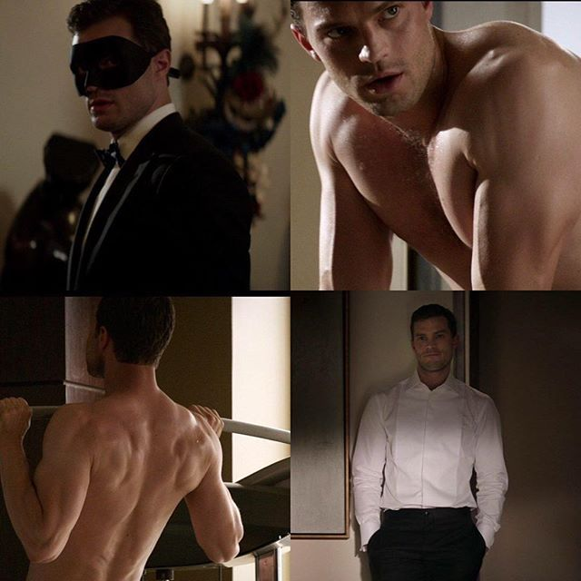 Our Christian Grey is looking HANDSOME in the trailer  Here's my favorite…