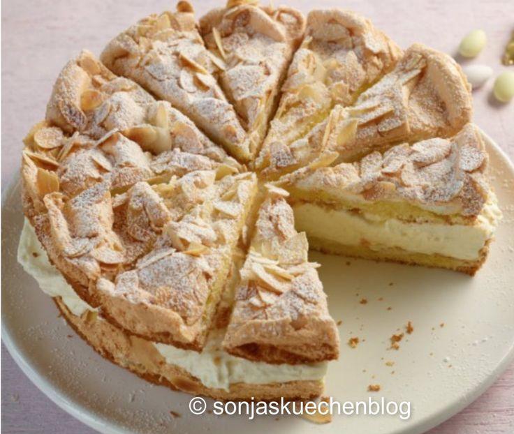 Wie wäre es zum Frühlingsbeginn mit einer Zitronen-Baiser-Torte ? Diese fruchtige Sahnetorte ist bestens auch zum Vorrat backen geeignet, dafür die fertige Torte einfach in eine gut verschließbare …