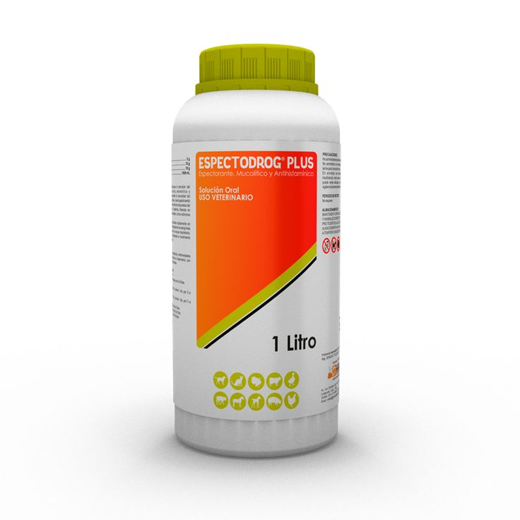 ESPECTODROG® PLUS promueve la remoción del moco por su acción mucolítica, secretolítica y antihistamínica. Actúa disminuyendo la viscosidad del moco al fragmentar las fibras de los mucopolisacáridos y favorecer la tos productiva, descongestionando la tráquea, bronquios y pulmones.