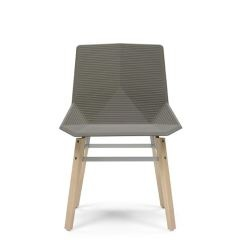 Mobles 114 Green Chair by Javier Mariscal