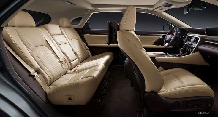 Lexus RX Interior Seats