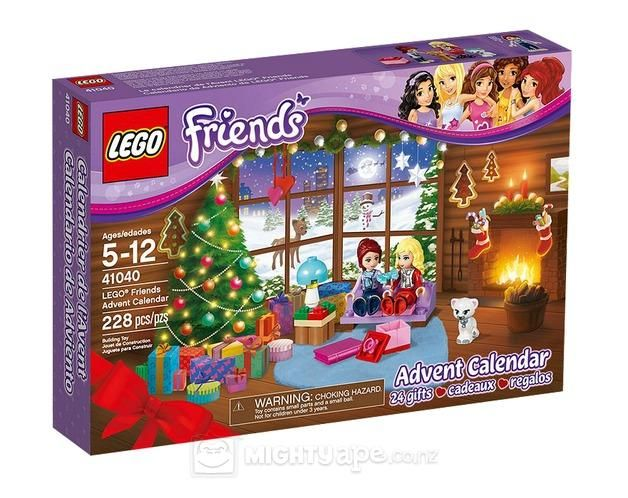 LEGO Friends - Advent Calendar (41040)