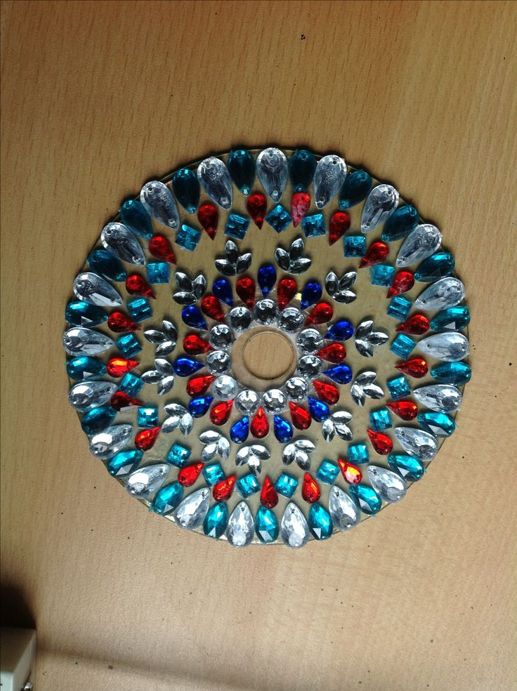 Crafts Using Old Cds Dvds