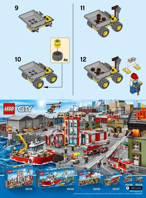 lego friends mini sets instructions