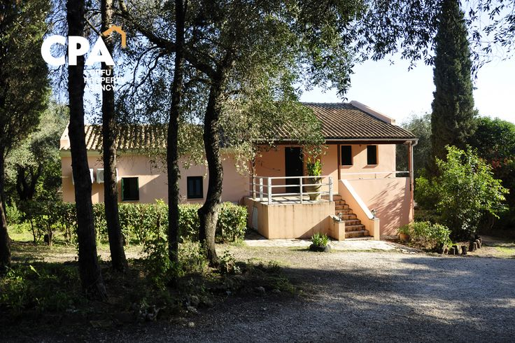 Charming house for sale with guest apartment in Sgompou North Corfu-CPA 3667 From: http://cpacorfu.com/en/properties/3667