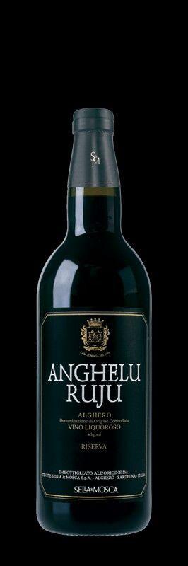Cannonau passito di sardegna - Anghelu Ruju Sella & Mosca