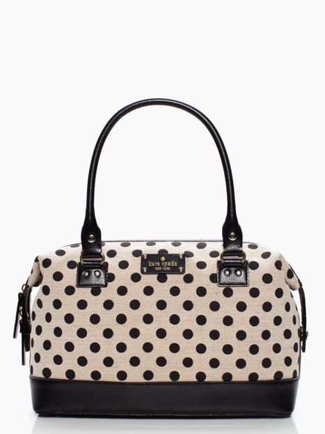19 best handbags images on pinterest bags couture bags and kate spade polka dot bag 129 blackfriday httprstyle junglespirit Gallery