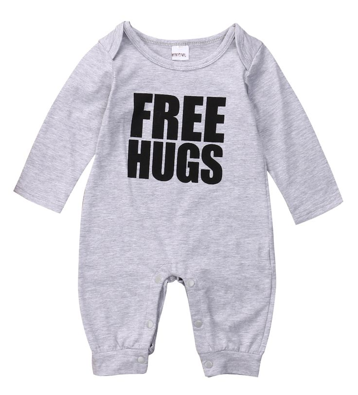 Free Hugs Romper //Price: $12.00 & FREE Shipping //     #hashtag3
