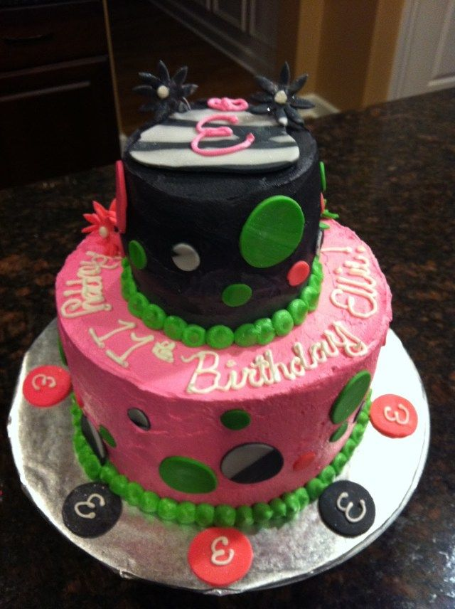 25 Elegant Image Of Birthday Cake For 11 Year Old Boy Its Sweet Girl