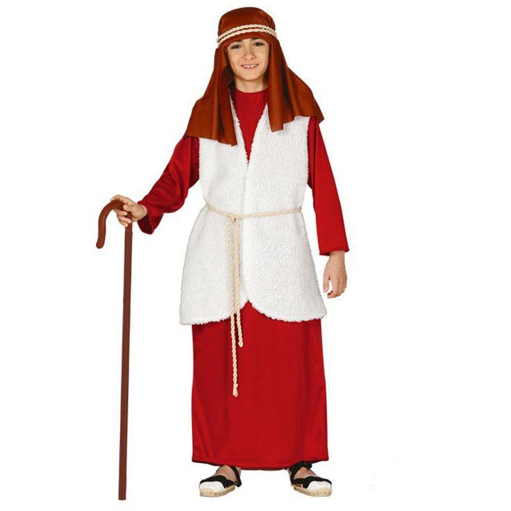 Disfraz de Hebreo infantil #disfracesnavidad #disfracesnavideños