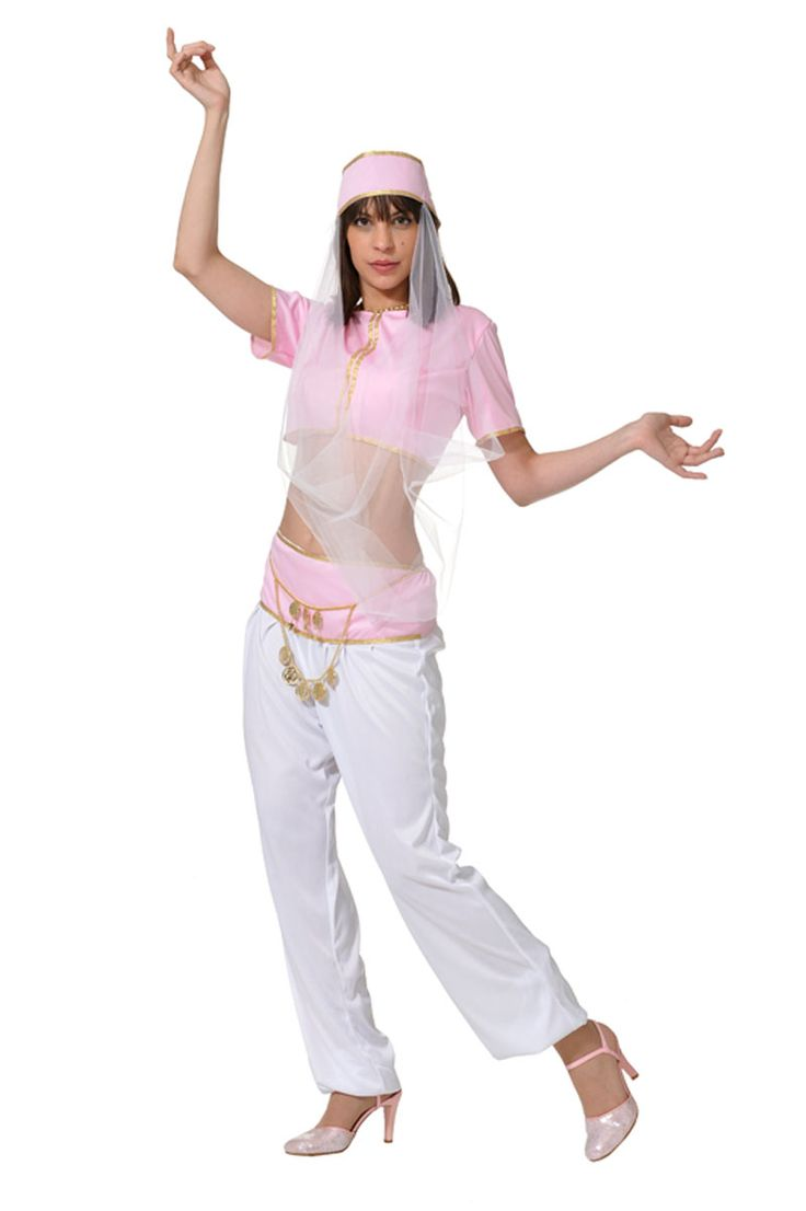 Disfraz de mora #danzadelvientre