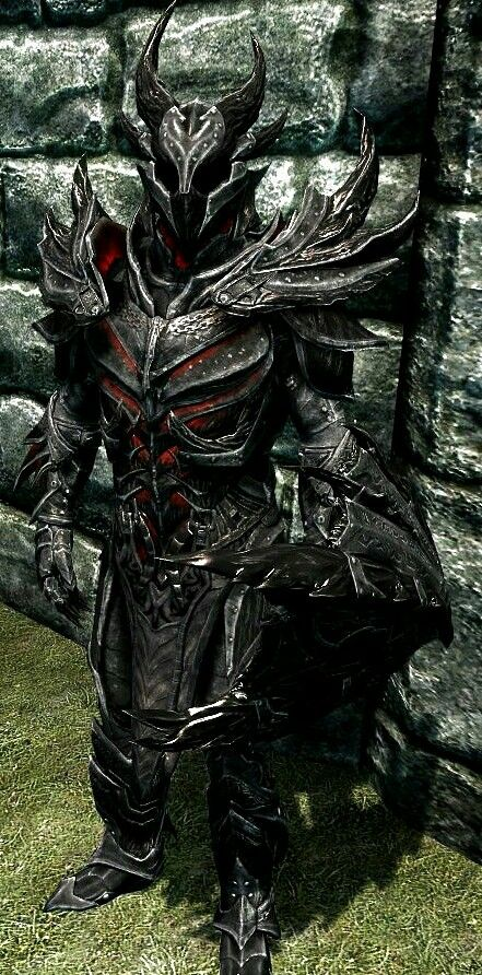 Daedric Armor BASE ARMOR 144 (set) Weight 96 (set) BASE VALUE & 47 best Skyrim Armor Sets images on Pinterest | Skyrim armor Elder ...