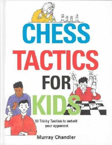 Chess Tactics for Kids     **ISBN: 9781901983999** >>> Check out the image by visiting the link.