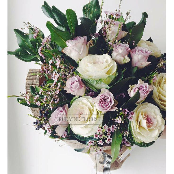 True Vine Florist- Florist Based in Sydney Inner West. Order yours today. #hessianflowers #purple #sydneyflorist #sydneyflowers #bouquet #flowers #flowerpower #floral #flowerarrangement #sydney #flower #rose #present #truevineflorist #floristinsydney #flowergift #flowerdelivery #roses #weddingbouquet #happyflowers #pinkflowers #purplerose #kalebouquet #peonyflower #waxflowers #geraldtonwax #kaleflower #pinkpeony #flowerbouquet #bunchofflowers #rose #love #sydneyflowerdelivery #weddingflowers