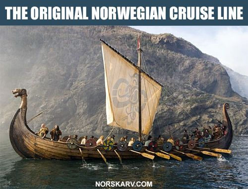 Viking Ship Meme The Original Norwegian Cruise Line From