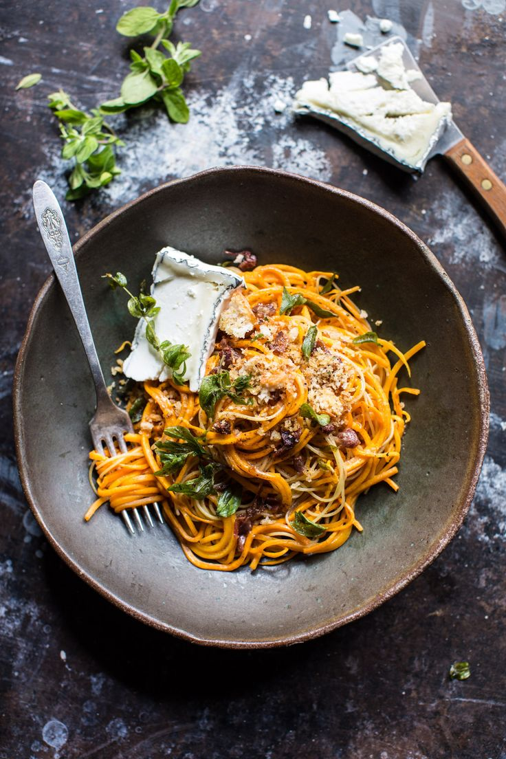 courge spaghettis au fromage