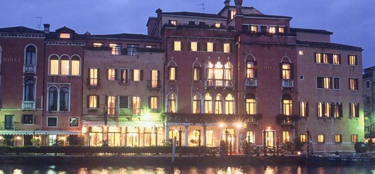 Hotel Principe, Grand Canal, Venice, Italy